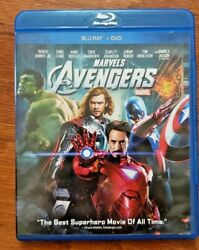 Marvels The Avengers Andndash Blu-ray + Dvd Movie