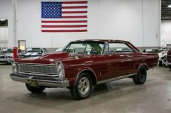 1965 Ford Galaxie  1965 Ford Galaxie  70000 Miles Red  445ci V8 Automatic