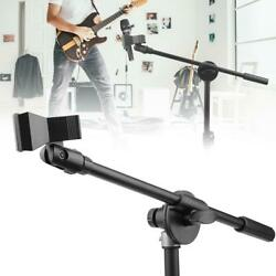 High Quality Microphone Support Audio Boom Pole Stand 360 Adjustable Direction