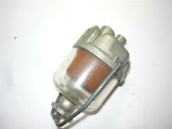 Vintage 50's 60's Ac Fuel Filter Assembly Cadillac