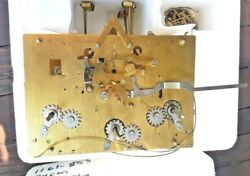 Hermle Triple Chime Cable Driven Grandfather Clock Movement For Parts