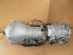 87 Porsche 928 S4 1123 Transmission And Differential Automatic Complete