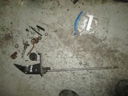 Johnson 4hp Outboard Lower Unit 20 Shaft For Parts
