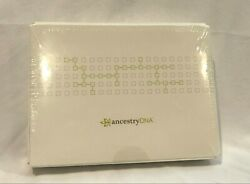 Ancestrydna Test Kit Ancestry Genealogy Family Research New And Sealed