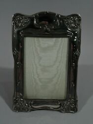 Dominick And Haff Frame - Picture Photo Art Nouveau - American Sterling Silver