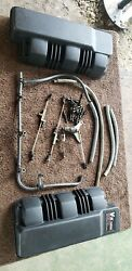 1994 Yamaha Outboard V-x 250hp Carburetor Linkages, Hoses And Covers/silencer