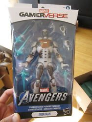 Marvel Legends 6quot; Gamerverse Starboost Iron Man Avengers Exclusive In Hand New