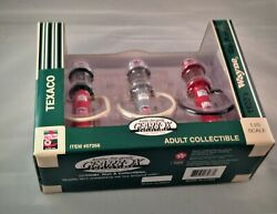 Gearbox Limited Edition Texaco 1920and039s Wayne Gas Pumps 125 Scale Free Shipping