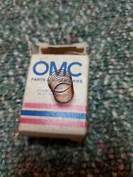 Nos Omc Parts And Accessories Part No 609016 Boat Spring