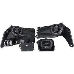 Mb Quart Modeltuned Stage 2 400w Amplified Audio System Can-am X3 17-20
