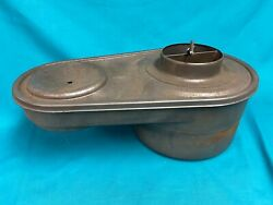 1958 Chevrolet Rochester Fuel Injection Air Cleaner - Original Gm