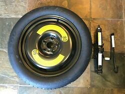 Brand New 2015 2016 2017 Audi Q3 18 Inch Spare Tire With Jack Tools Genuine Oem