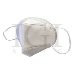 500x Kn95 Face Mask Protective Breathable Respirator 5 Layers Bfe Pfe 95 Pm 2.5