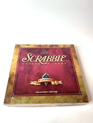 Scrabble 50th Anniversary Collectors Edition Blue Tiles Rotating Turntable Timer
