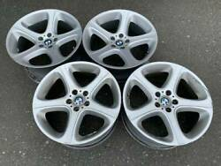 Set Of Genuine Factory E53 X5 20 Style 87 20x10.5 20x9.5 In Good Used Cond 8/10