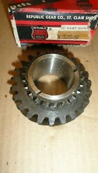 60s Fits Dodge Dart Plymouth Barracuda Valiant 6 Cylinder 3 Speed 2nd Trans Gear