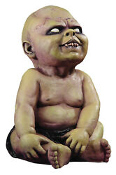 Halloween Zombie Baby Does Not Move Static Haunted House Prop Decoration