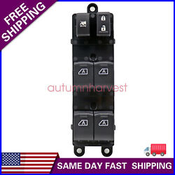 Master Window Switch For 2006-2007 Infiniti M35 And M45 Driver Side Us Seller