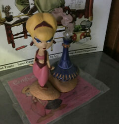 I Dream Of Jeanne + Smoke Bottle Ap Edition Numbered 3 Tall Mini Marquette Rare