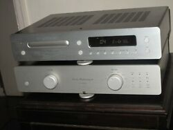 Audio Refinement The Complete Integrated Amplifier + Cd Player - High End Audio