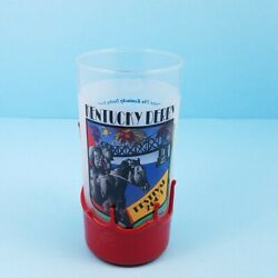 Kentucky Derby Festival 2003 Pegasus Mint Julep And Makers Mark Wax Glass Pepsi