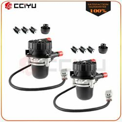 2x Secondary Air Injection Pump For 07-13 Toyota Tundra Land Cruiser Lexus Lx570