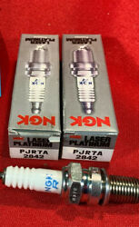 Nos Ngk Pjr7a Spark Plugs 2842 Lot Of Two