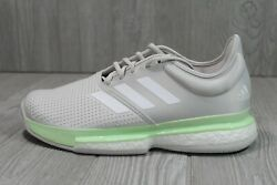 54 Adidas Sole Court Boost Tennis Ef2075 Women Grey Shoes Size 7 8 10