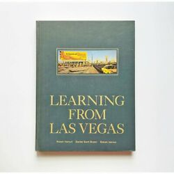 Learning From Las Vegas By Robert Venturi And Denise Scott Brown