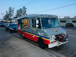 Permitted Chevrolet P30 16' Step Van Espresso Coffee Truck Mobile Cafe for Sale