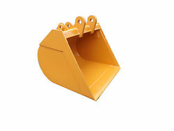 New 36 Backhoe Bucket For A Case 580m Without Teeth Includes Coupler Pins