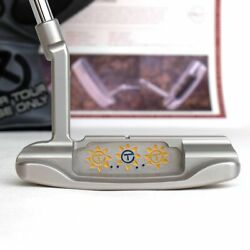 New Scotty Cameron Tour Putter Masterful Sss 009 Smilling Suns Circle T Stamp
