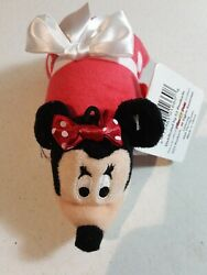 NEW DISNEY JUNIOR MINI PILLOW PETS PLUSH MINNIE MOUSE