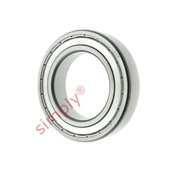 SKF 618012ZC3 Metal Shielded Thin Section Deep Groove Ball Bearing 12x21x5mm