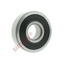 SKF 63002RS1C3 Rubber Sealed Deep Groove Ball Bearing 15x32x13mm