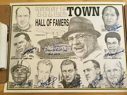 Green Bay Packers Super Bowl I Hall of Famers