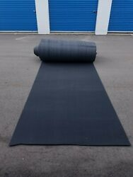 3 Yards Dark Gray Auto Carpet with backing 60quot; x 65quot; OEM