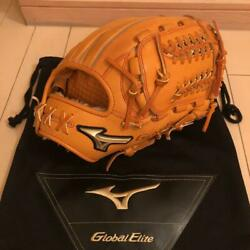 Mizuno Global Elite Hselection 02 Softball Glove For All-round Limited Jp F/s