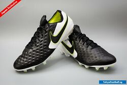 Nike Tiempo Legend 8 Elite Fg At5293-007 Soccer Football Rugby Boots Cleats