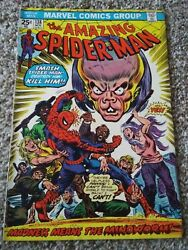 Amazing Spider-man 138 1974 1st Appearance And Origin Of Mindworm Gil Kane