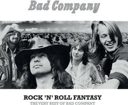 Bad Company - Rock N Roll Fantasy The Very Best Of Bad Company [new Vinyl Lp] 1