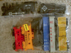Vintage Old Train Collection Lot Of 8