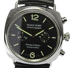 PANERAI Luminor 1950 Flyback Chronograph PAM00361 Automatic Men's