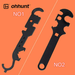 ohhunt Tactical Wrench Combo Tool Black $22.99