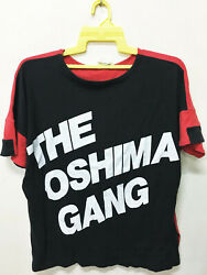 Vintage 80 Merry Christmas Mr Lawrence The Oshima Gang David Bowie Movie T-shirt