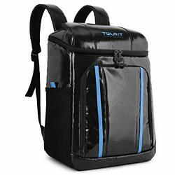 TOURIT Cooler Backpack Waterproof TPU Backpack Cooler Insulated Leak Proof Soft $56.95