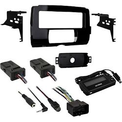 Saddle Tramp Radio Install Kit W/ Harness And Antenna 99-9700wr Harley Flh/t 14-20