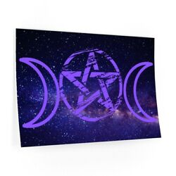 Celestial Witch Wall Decals