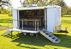 2001 Forrest River 8' x 16' Mobile Party Bar Event Trailer for Sale in Louisiana