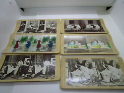 Lot Of 6 Stereoviews By Webster And Albee - Rochester Ny